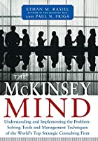 The McKinsey Mind by Paul N. Friga Ethan…