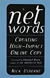 Usborne, Nick: Net Words: Creating High-Impact Online Copy