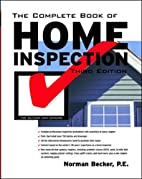 The Complete Book of Home Inspection by…