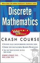 Schaum's Easy Outline of Discrete…
