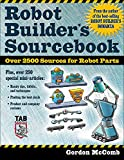 McComb, Gordon: Robot Builder's Sourcebook