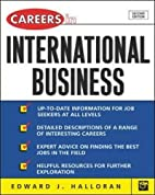 Careers in International Business by Edward…