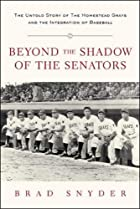 Beyond the Shadow of the Senators : The…