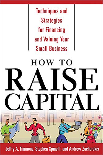 how-to-raise-capital-techniques-and-strategies-for-financing-and-valuing-your-small-business