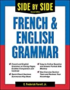 Side by Side French & English Grammar by…