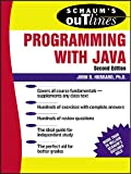 John Hubbard: Schaum's Outline of Programming with Java