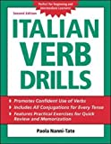 Nanni-Tate, Paola: Italian Verb Drills
