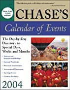 Chase's Calendar of Events 2004 : The…