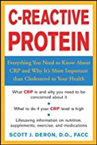 C-Reactive Protein : Everthing You Need to…