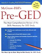 McGraw-Hill's Pre-GED : The Most…