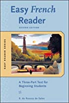 Easy French Reader w/CD-ROM: A Three-Part…