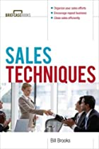 Sales Techniques (Briefcase Books Series) by…