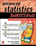 Stephens, Larry: Advanced Statistics Demystified