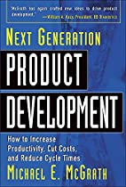 Next Generation Product Development : How to…