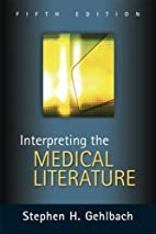 Interpreting the Medical Literature by…