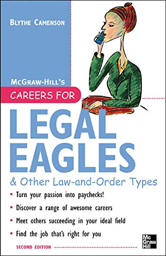 careers-for-legal-eagles-other-law-and-order-types-second-edition-careers-for-series