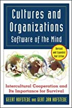 Cultures and Organizations: Software of the…