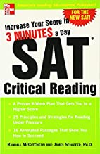 Increase Your Score in 3 Minutes a Day: SAT…