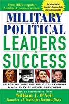 Military and Political Leaders & Success :…
