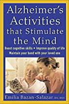 Alzheimer's Activities That Stimulate…