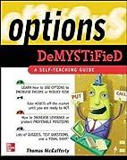 Options Demystified by Thomas McCafferty