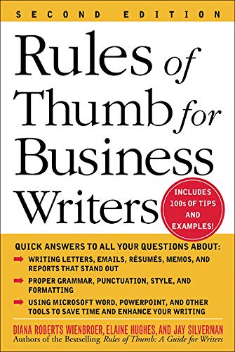 rules-of-thumb-for-business-writers