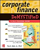Troy Adair: Corporate Finance Demystified