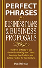Perfect Phrases for Business Proposals and…