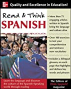 Read And Think Spanish (Book): The Editors…
