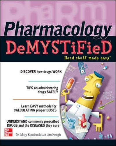 pharmacology-demystified
