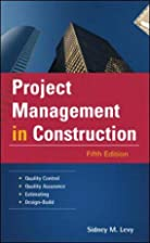 Project management in construction by Sidney…