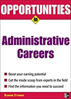 Opportunities in Administrative Assistant…