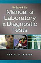McGraw-Hill Manual of Laboratory and…