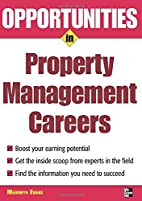 Opportunities in Property Management Careers…