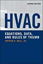 HVAC Equations, Data, and Rules of Thumb,…