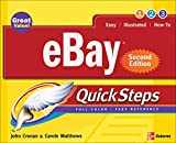 Matthews, Carole: eBay® QuickSteps, Second Edition
