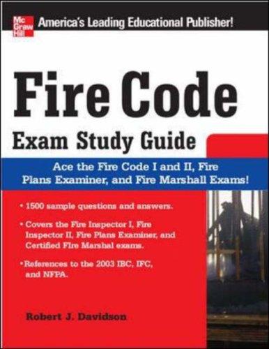 fire-code-exam-study-guide