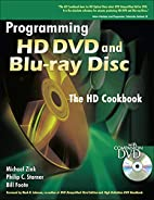 Programming HD DVD and Blu-ray Disc by…