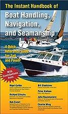 The Instant Handbook of Boat Handling,…