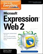 How to Do Everything Microsoft Expression…