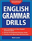 Lester, Mark: English Grammar Drills