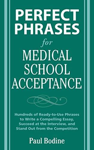 perfect-phrases-for-medical-school-acceptance-perfect-phrases-series