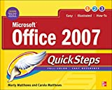 Matthews, Marty: Microsoft Office 2007 QuickSteps