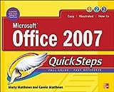Matthews, Marty: Microsoft Office 2007 QuickSteps