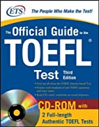 The Official Guide to the TOEFL iBT with…