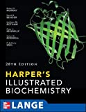 Murray, Robert: Harper's Illustrated Biochemistry, 28th Edition (LANGE Basic Science)