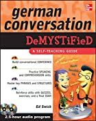 German Conversation Demystified with Two…