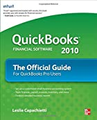 QuickBooks 2010 The Official Guide (Quicken…
