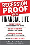 Dunnan, Nancy: Recession-Proof Your Financial Life