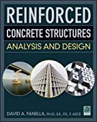 Reinforced Concrete Structures: Analysis and…